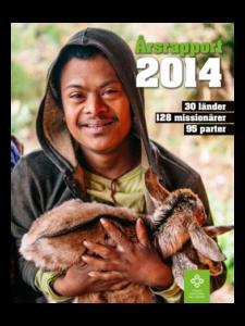 Finska Missionssällskapet årsrapport 2014