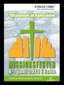 Missionsfesten 2015